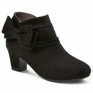 Cherokee Girls Fatima Fashion Black Booties